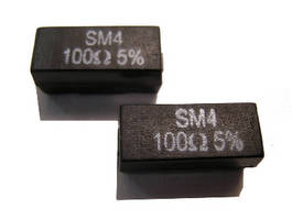 SMD Wirewound Resistor features resistance value of 1 ohm.