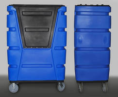 Bulk Laundry Truck is designed to prevent water infiltration.