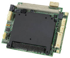PC/104-Plus SBC operates from -40 to +85°C.
