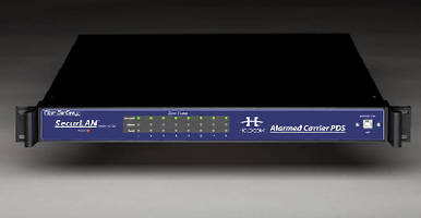 Alarm Processor Unit protects high-security networks.