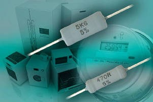 Wirewound Resistors  withstand voltage surges up to 12 kV.