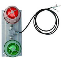LED Traffic Light operates in hazardous locations.