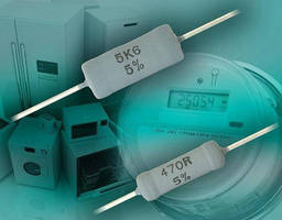Wirewound Resistors offer 12 kV surge withstanding capability.