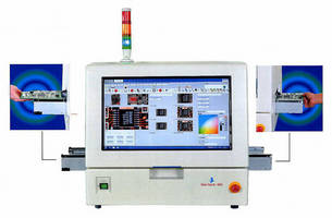 Benchtop AOI System decreases failure rates, increases yields.