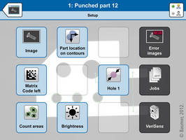 Web-Based UI Software simplifies quality inspection processes.