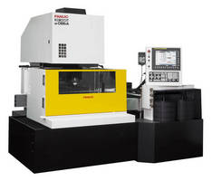 Wire EDMs use FANUC 31iWB Control with  LCD touchscreen.