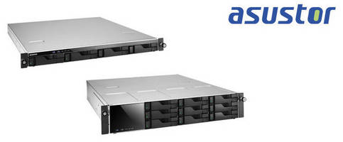 Rackmount NAS Devices provide cross-platform file sharing.