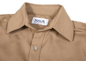 Comfortable Work Garments have inherent flame resistant finish.