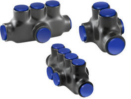 Pre-Insulated Connectors serve space-constrained applications.