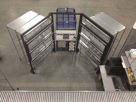 Warehouse Control System helps process 2,000-4,000 orders/day.