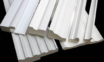 PVC Exterior Mouldings resist moisture and insects.