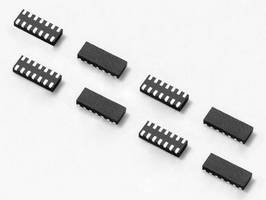 TVS Diode Array provides ESD protection for sensitive chipsets.