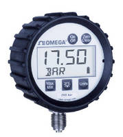 Digital Pressure Gauge offers �0.25% FS accuracy.