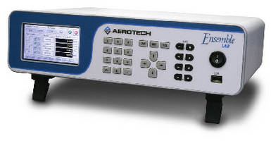 Multi-Axis Motion Controller automates lab applications.