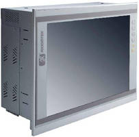 Industrial Panel Computer provides 2 PCIe expansion slots.