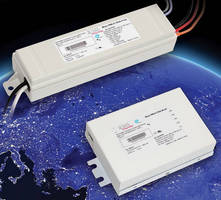 Programmable LED Drivers provide universal adaptability.