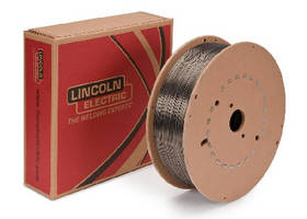 Flux-Cored Wires offer high deposition rates.