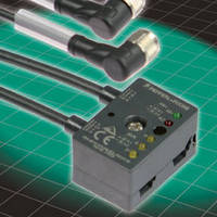 AS-Interface Module can deliver output to 2 devices.