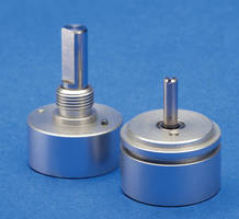 Non-Contact Rotary Position Sensor consumes 300 µA at 3.3 V.