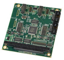 Dual Channel PC/104 CAN Module provides 1,000 V isolation.