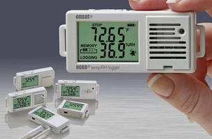 Temperature/RH Datalogger is designed for indoor applications.