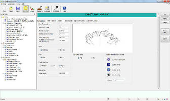 Metrology Software enables basic and advanced gear measurements.