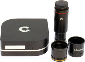 Microscope Camera delivers crisp, natural color reproduction.