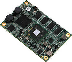 COM Express Type 10 Module is suited for fanless designs.