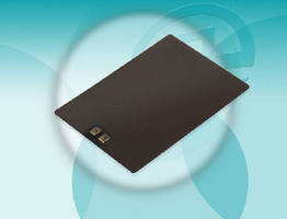 NFC Antenna complies with EMVCo 40 mm specification.