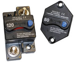 Switchable Thermal Circuit Breakers suit heavy-duty applications.