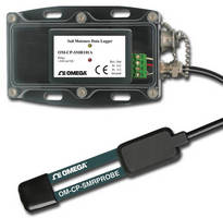 Soil Moisture Datalogger combines fast response and accuracy.