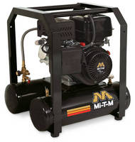 New Mi-T-M 5-gallon portable air compressor model.