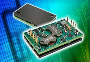 DC-DC Converters suit micro-cell transmitter applications.
