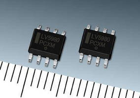 DC-DC Converter IC optimizes efficiency at light load.