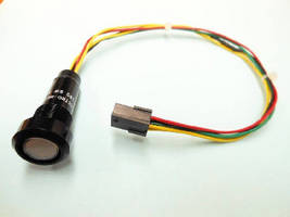 Bi-Color LED Switch supports DVR time stamping.