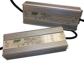 Constant Voltage LED Power Supply is available with flying leads.