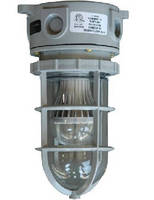 Explosion Proof LED Beacon resists corrosion.