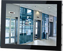 Panel PC  suits non-protruding/sink-in automation displays.