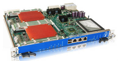 ATCA Processor Blade (40G) provides multicore capabilities.