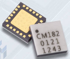 I/Q Mixer IC offers low conversion loss, high image rejection.