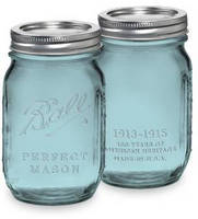 Mason Jars celebrate 100-year anniversary.