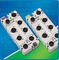 I/O Modules offer hardware delay times of less than 10 ms.