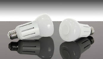 LED Lamps offer true A19 incandescent replacement.