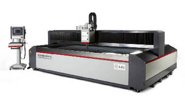 Waterjet Machine provides multiple axis cutting.