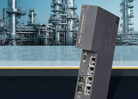 Process Controller withstands continuous industrial use.