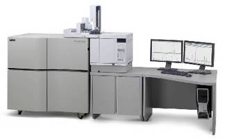 Mass Spectrometer uses chemical ionization source.