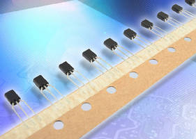 Power MOSFET suits space constrained applications.