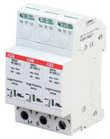 Surge Protection Devices safeguard photovoltaic systems.