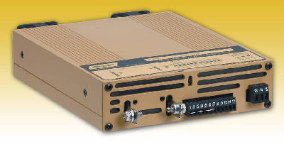 AC-DC and DC-DC Power Supplies feature low-profile design.