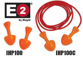 Earplugs are designed for optimal fit, comfort, compliance.